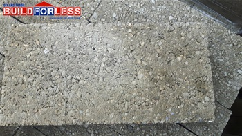 Solid Dense Concrete Block 7.3N 440mm (W) x 215mm (H)