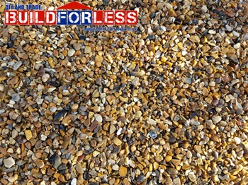 10mm Pea Gravel / Stone / Shingle